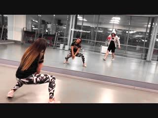 Элджей - Fontan (Фонтан) - Танец Freestyle Hip-Hop