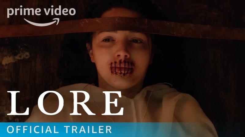 Lore Season 2 Official Trailer Prime Video