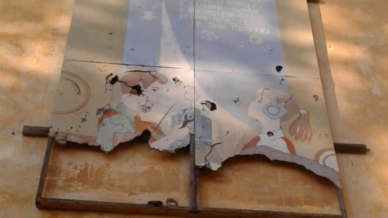 Надвоицы превращаются в руины