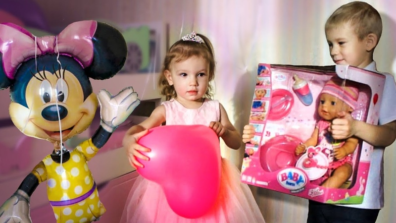 Presents and Toys for Princess. Happy Birthday Essy!