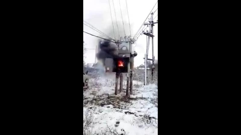 Включение электроустановки