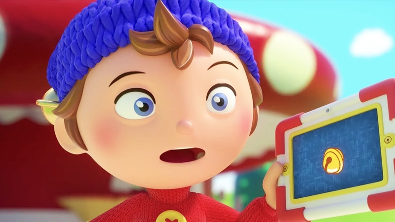 Noddy Toyland Detective | The Case of Jumpy Revs | Full Episodes | Cartoons For Kids | Kids Movies
