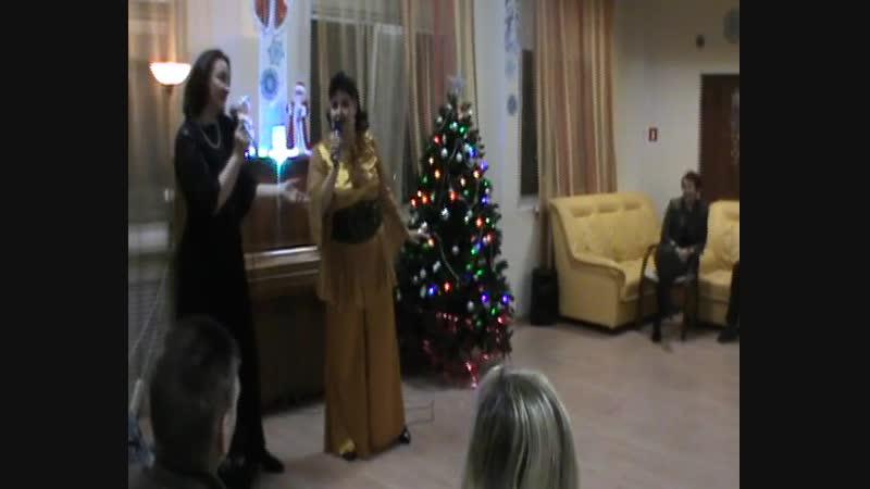 концерт творческой группы вокалистов под руководством Ларисы Биллер «Новогодняя карусель», Гадалка