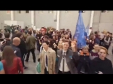 Марш андроидов на Comic Con Russia 2018