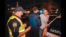 В центре Киева полицейские заковали в наручники пьяного водителя Chevrolet