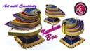 Best out of waste   Kumkum Box   haldi sindur tikka box   DIY   Art with Creativity 242