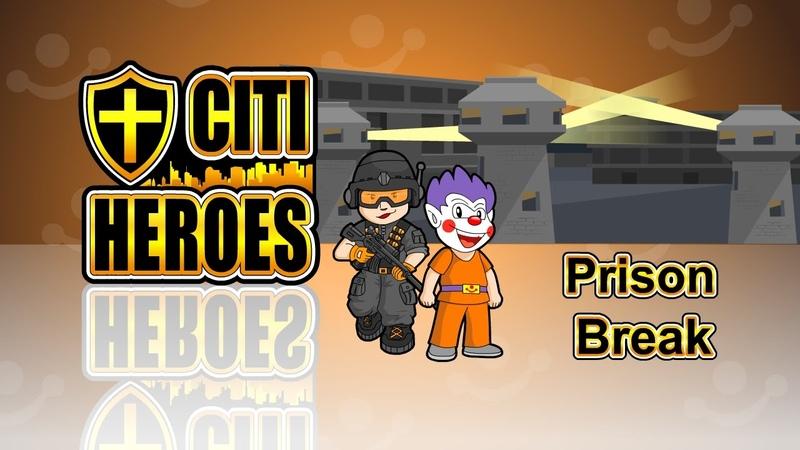 Citi Heroes EP13 Jokers Prison Break