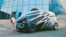 Mercedes Benz Vision Urbanetic 2020 Fantastic Ugly Autonomous Electric Car