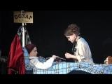Мюзикл «Оскар и Розовая Дама. Письма к Богу» в Театре «ЛДМ. Новая сцена» (новый трейлер 2018)