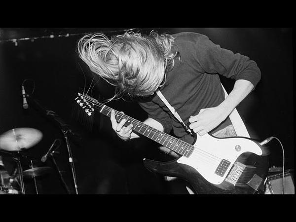 Nirvana Astoria Theatre Sub Pop Lame Fest London UK 12 03 89
