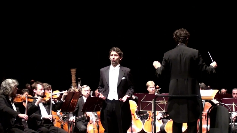 Концерт Кауфмана. Барвиха. 2013 год.