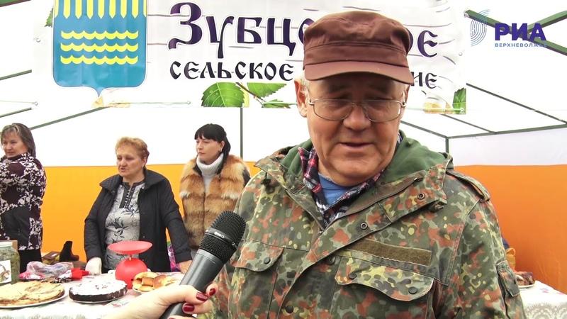 В Зубцове прошёл фестиваль «Барыня капуста-2018»