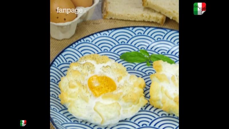 Nuvole di uova Облака из яиц