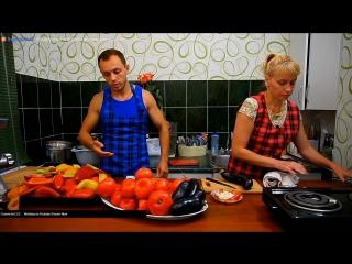 Лечо на зиму! ГОТОВИМ салат дома, ВМЕСТЕ! СТРИМ БЕЗ МАТА!