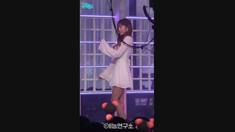 (161001) Music Core Fancam: Only One (Namjoo)