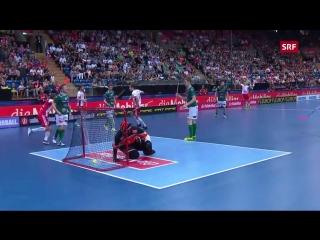 SV Wiler-Ersigen - Floorball Köniz, Superfinal 2018