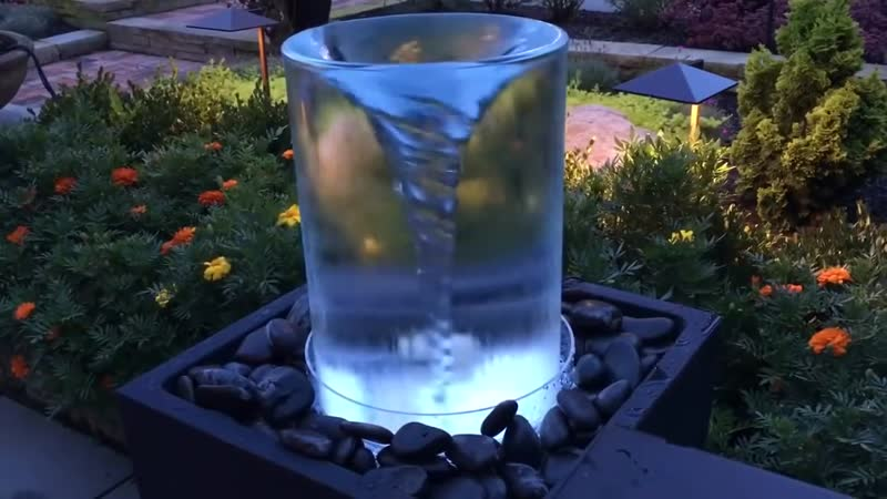 VORTEX WATER FOUNTAIN