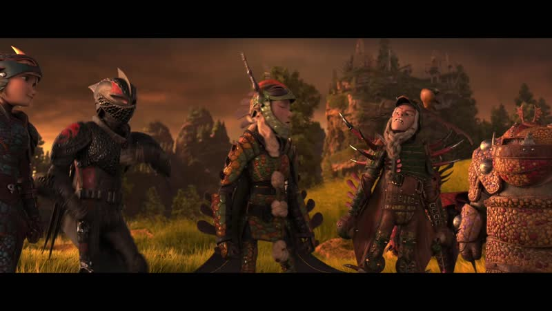 How To Train Your Dragon_ The Hidden World _ Trailer _ Own it now on 4K, Blu-ray, DVD u0026 Digital