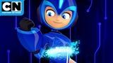 Mega Man Fully Charged Hypno Woman Strikes Again Cartoon Network
