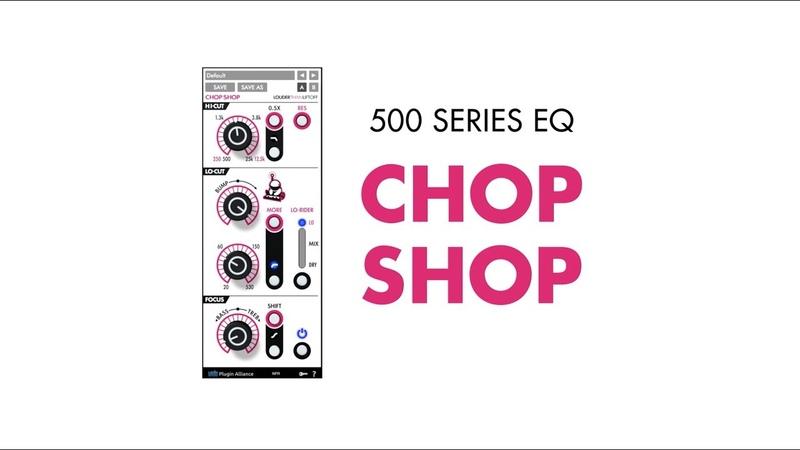 Louder Than Liftoff - Chop Shop EQ