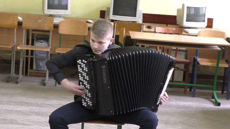 Х Міжнародний конкурс баяністів акордеоністів PERPETUUM MOBILE Категорія І А 13 15років
