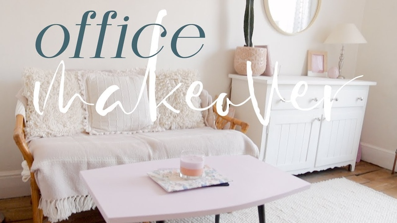 Office Overhaul | Home Renovation Office Makeover Part 1