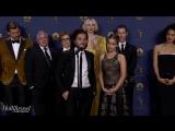 Каст Игры престолов даёт интервью The Hollywood Reporter