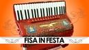 Fisa in festa - 20 brani fisa Best italian accordion music