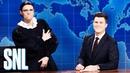 Weekend Update: Justice Ruth Bader Ginsburg on Brett Kavanaugh - SNL