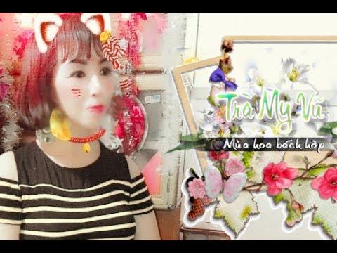 Trà My Vũ - Mùa hoa bách hợp giới thiệu clip: Ảo Tung Chảo [ phiên bản mới ]