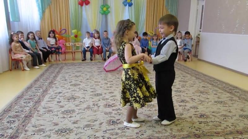 Шуточный танец к 8 марта А ты меня любишь