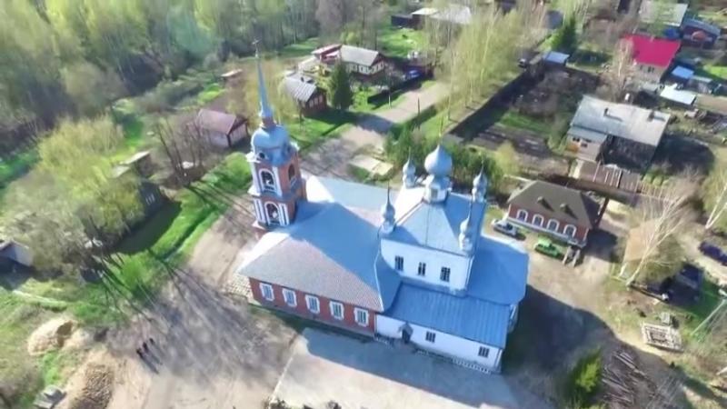 Свято Никольский храм Мантурово РПЦ МП