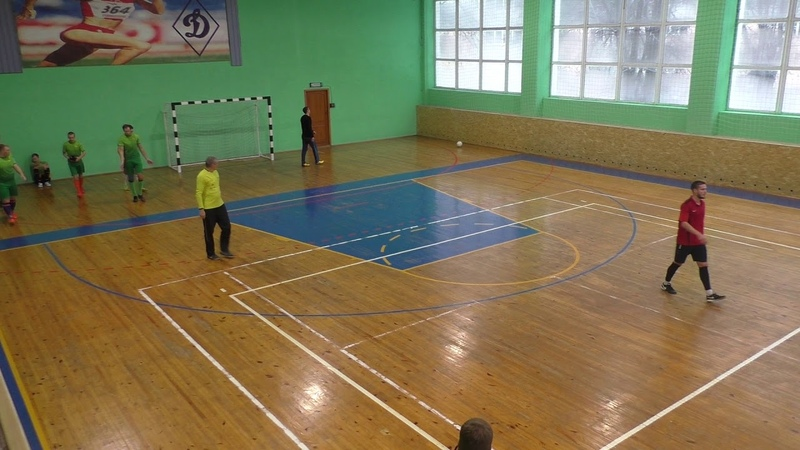 Русичи - Теннисисты ч3