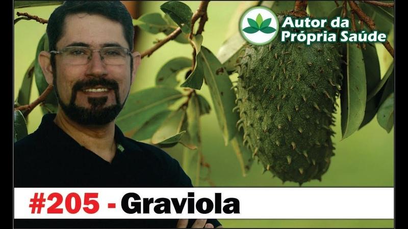 Autor da Própria Saúde - Graviola [diabetes, câncer, obesidade, gastrite, herpes, HPV]