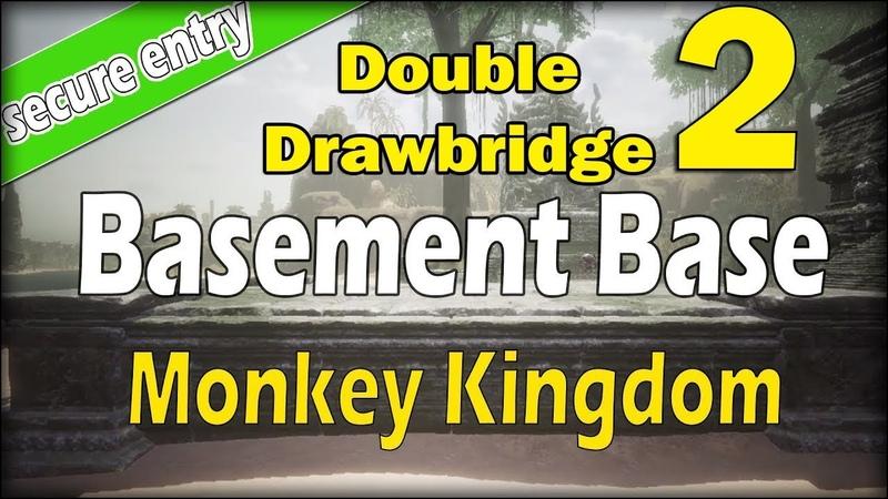 ⚡ База в подвале 2 - Царство обезьян. Conan Exiles. ⚡ » Freewka.com - Смотреть онлайн в хорощем качестве