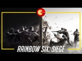 Tom Clancy's Rainbow Six Siege - Pushgen стримит!