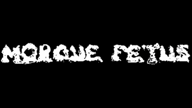 Morgue Fetus - Cum Clotted Necropsy (1995)