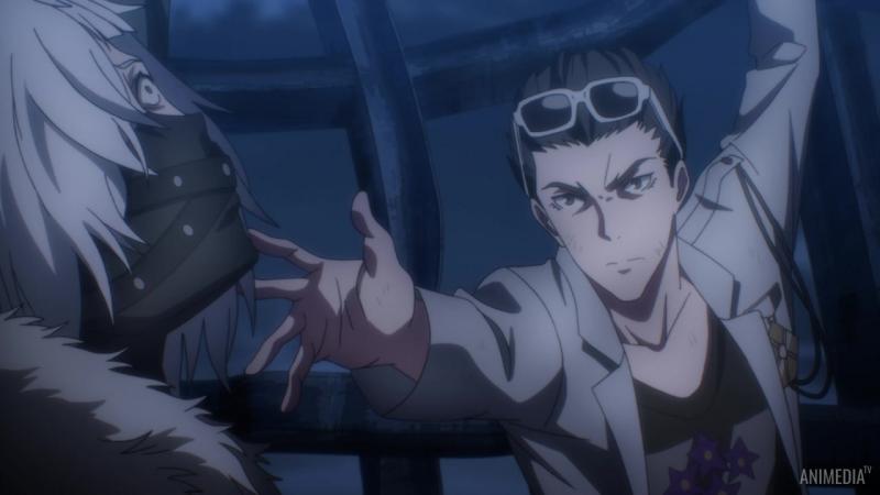 Caligula Калигула - 9 серия [Озвучка LolAlice, Revi_Kim, Satsuki KingMaster (AniMedia MVO)]