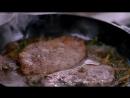 Телятина Марсала с зеленой фасолью и фетучини mp4