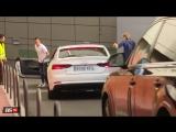 Лукас Васкес плюнул на машину Асенсио.