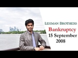 Bankruptcy of Lehman Brothers and The 2008 Global Financial Crisis