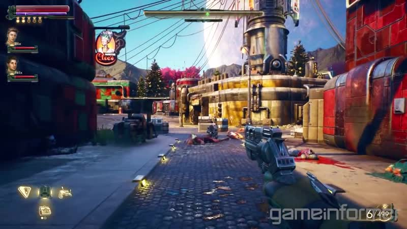 The Outer Worlds Exclusive Coverage Trailer