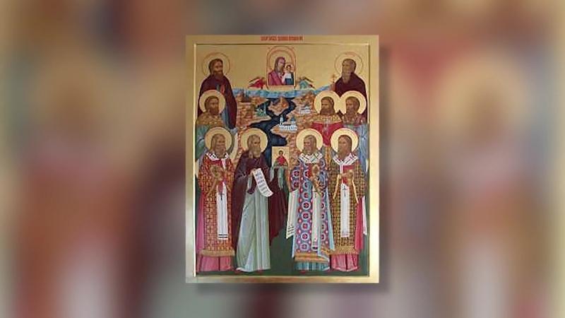 Православный календарь Воскресенье 23 сентября 2018г Собор Алтайских святых