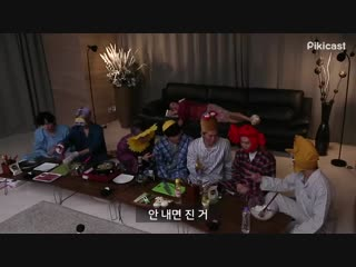 [other] 181227 got7 @ «after mom goes to sleep»: behind the scenes.