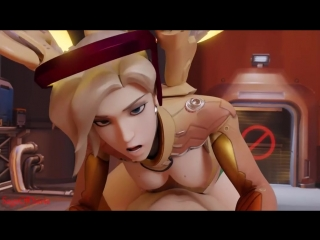 Hentai  хентай 18+ .overwatch 2 beta (uncen) (compilation) (overwatch) (3d hent