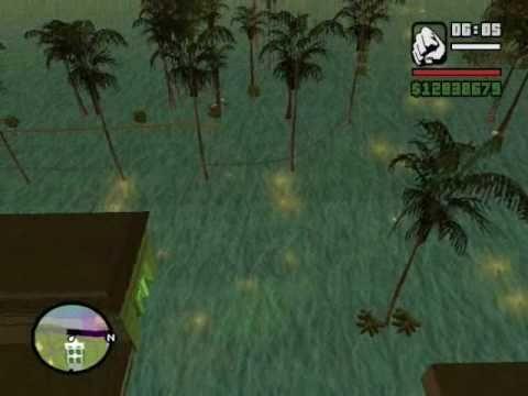 GTA San Andreas Terremoto Tsunami LOQUENDO