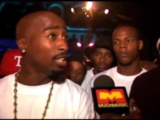 2Pac — последнее интервью [Лас-Вегас, сентябрь 1996]