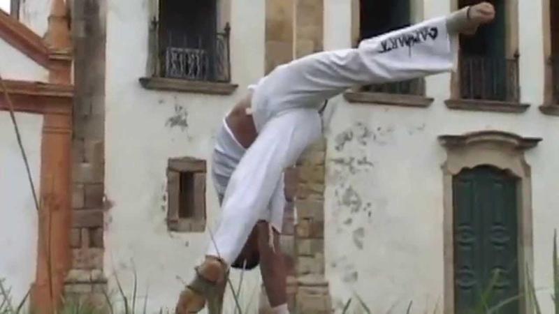 Trailer do novo DVD Acrobacias de Capoeira vol IV