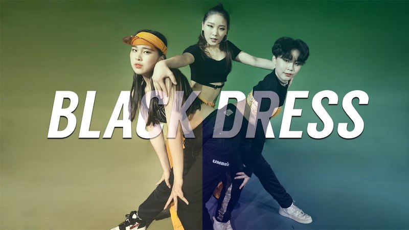 CLC (씨엘씨) - BLACK DRESS / WENDY Choreogrphy.