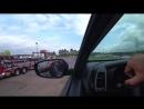 [Max Trawor] Дальнобой США. Работа на пикапе автовозе без CDL. Рай для автоблогера. США [2018] 40